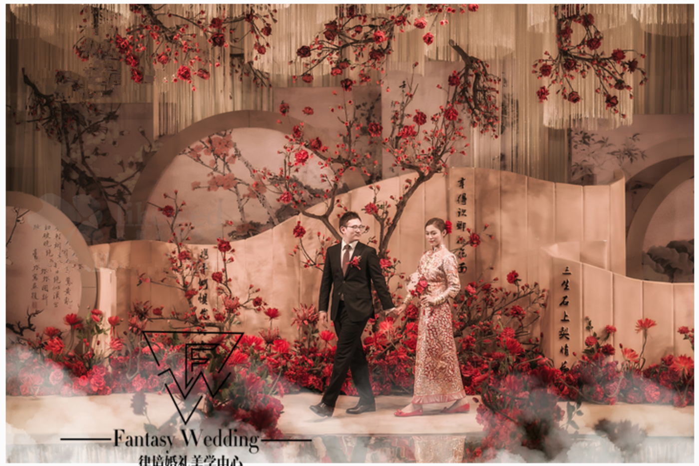 「Fantasy Wedding」 景秀未央30