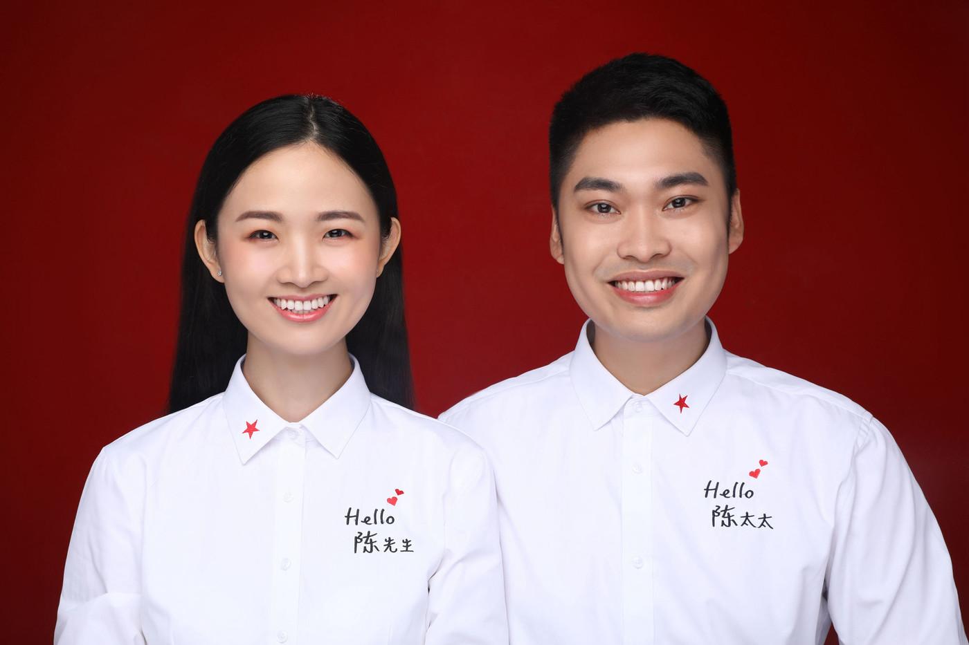 登记跟拍 | 润星&吴菁0