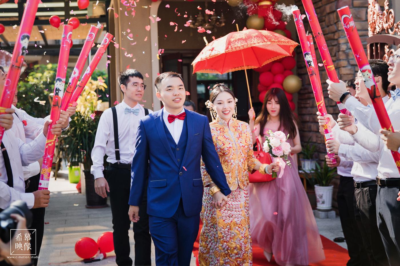 HY&Leo's Wedding day28