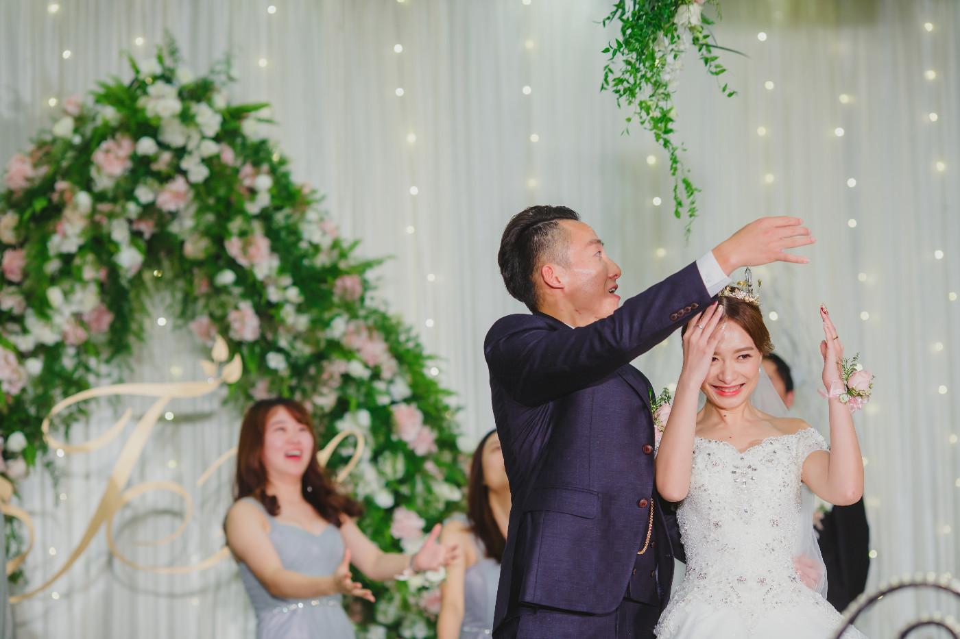 Jin + Hong Wedding25