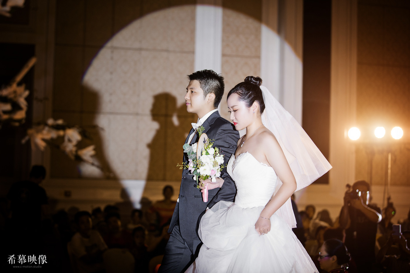 Dannie&Xu's Wedding day96