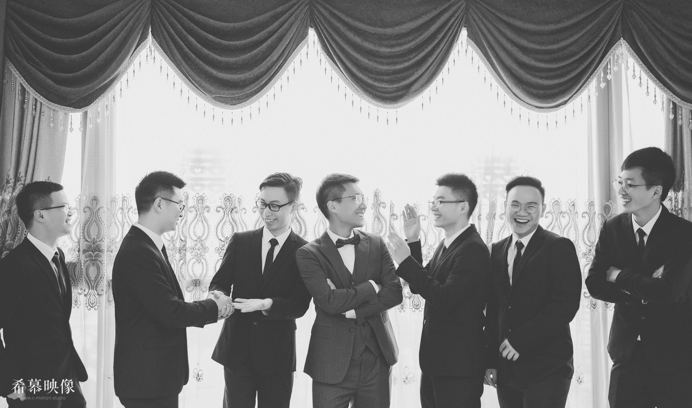 SY&YY's Wedding day5