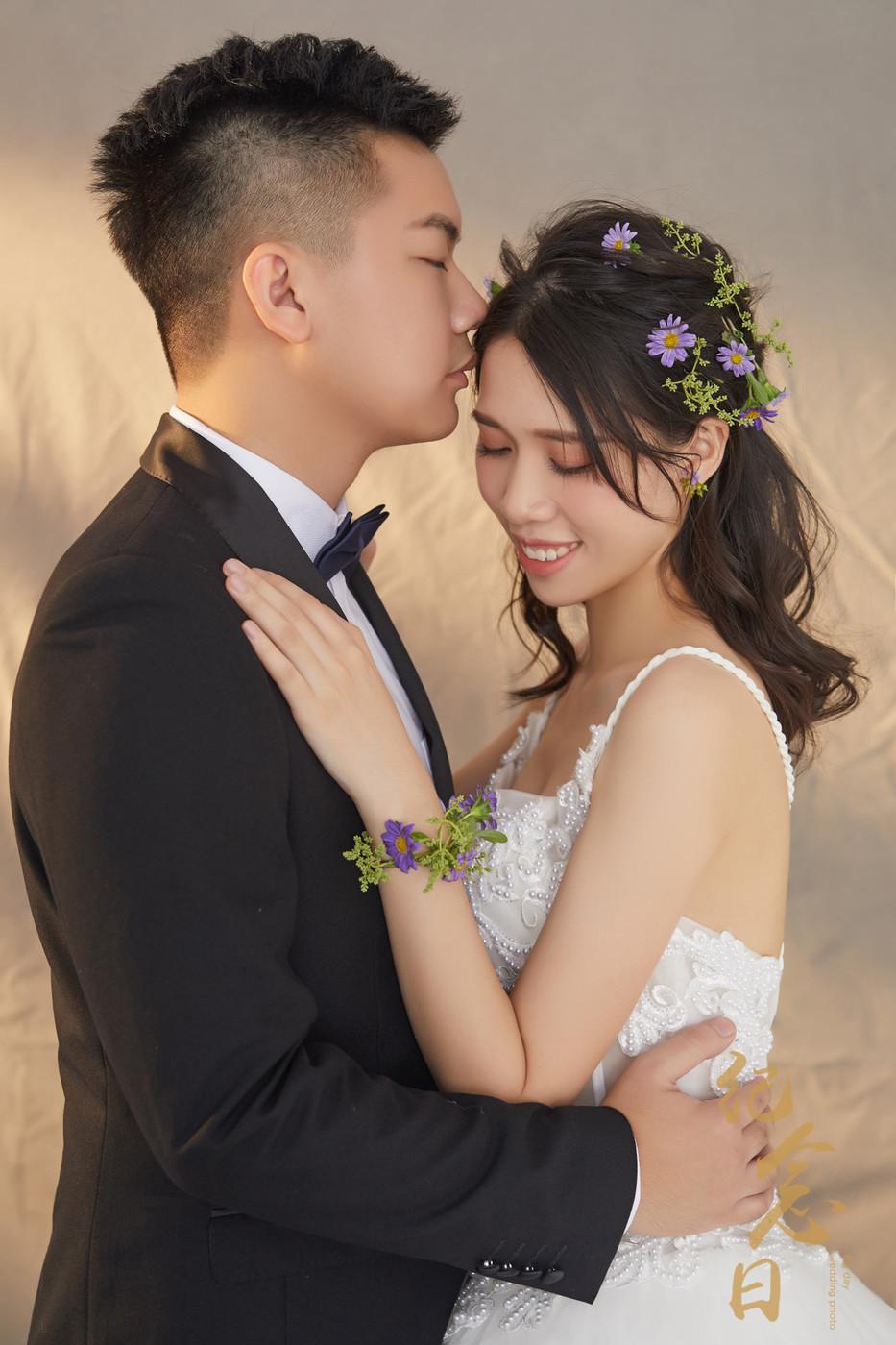 婚纱 | 嘉颖&靖怡0