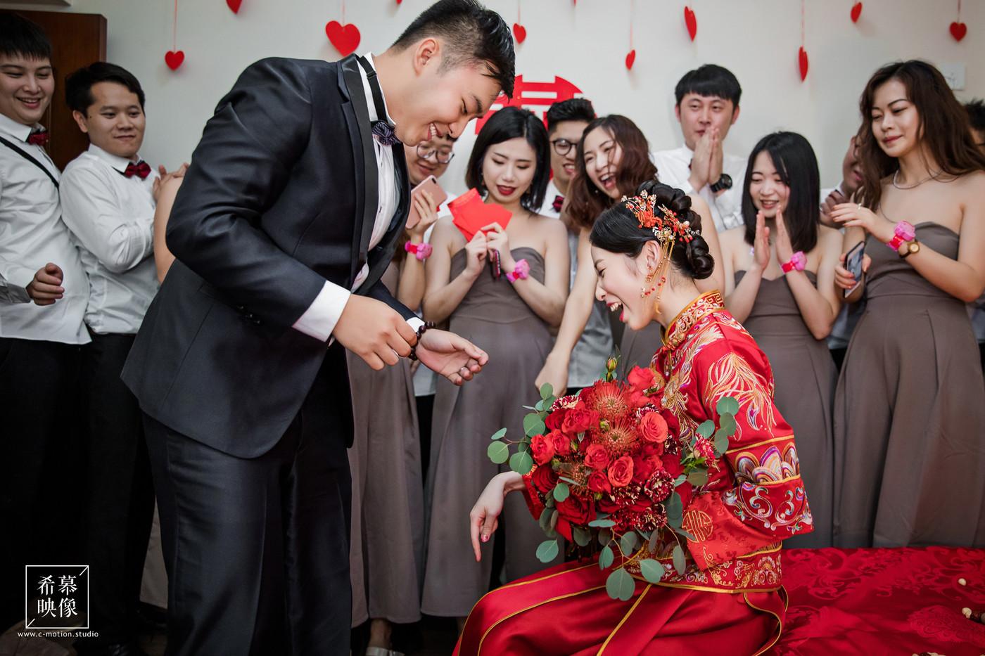 Cong&LiLi's Wedding27