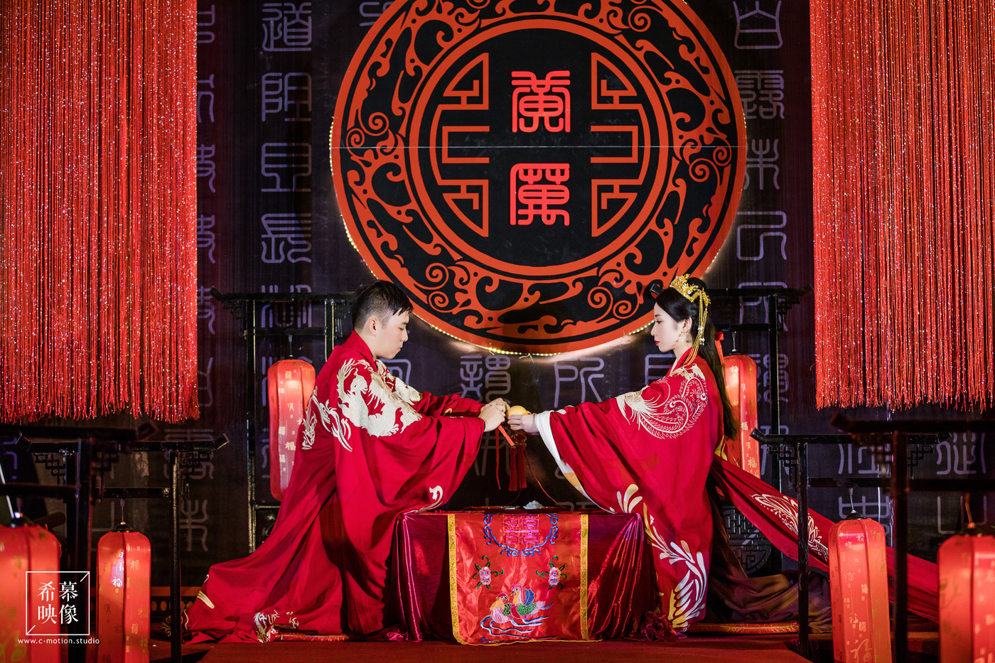 Cong&LiLi's Wedding73