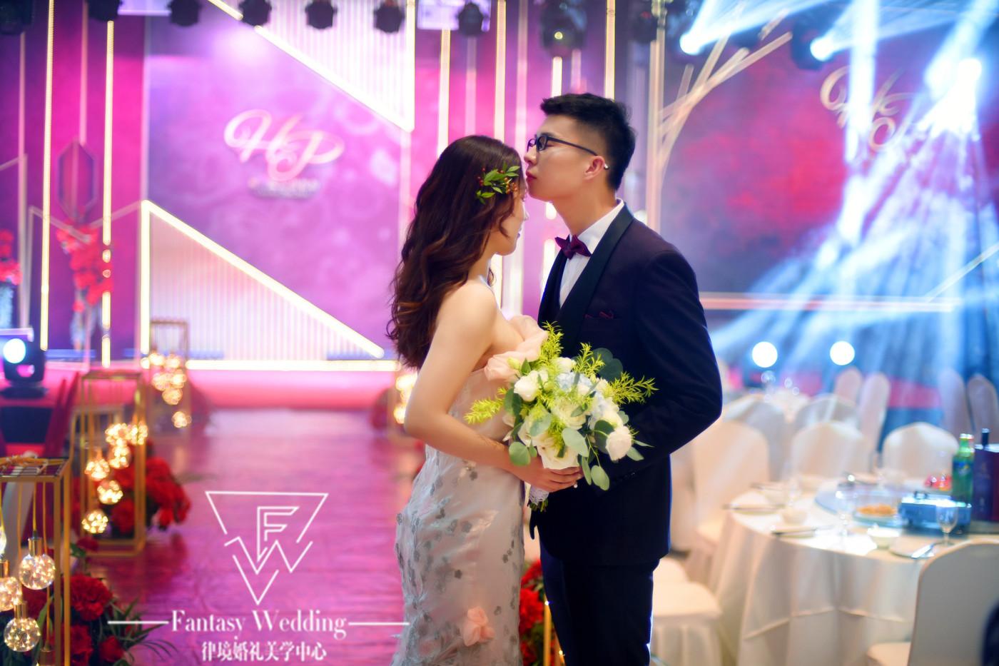 「律境婚礼」 胡萝卜& 方莱婚礼16