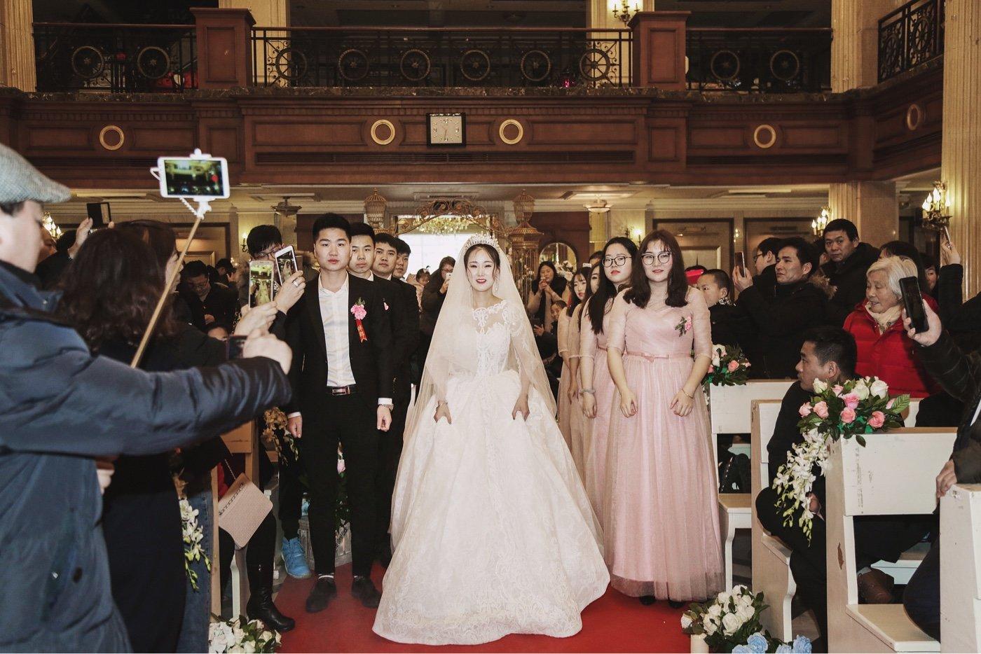 「Fantasy Wedding」&明珠教堂⛪13