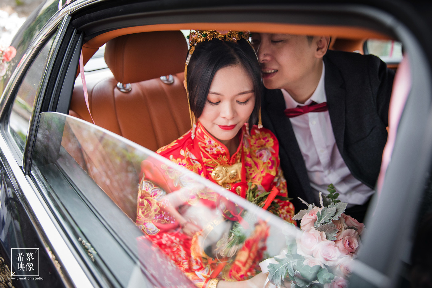 FX&YF's Wedding day23