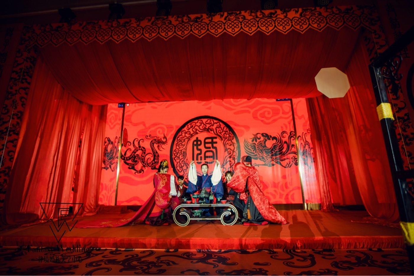 「Fantasy Wedding」&汉式婚礼15