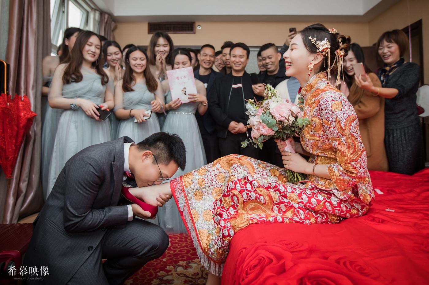 SY&YY's Wedding day20