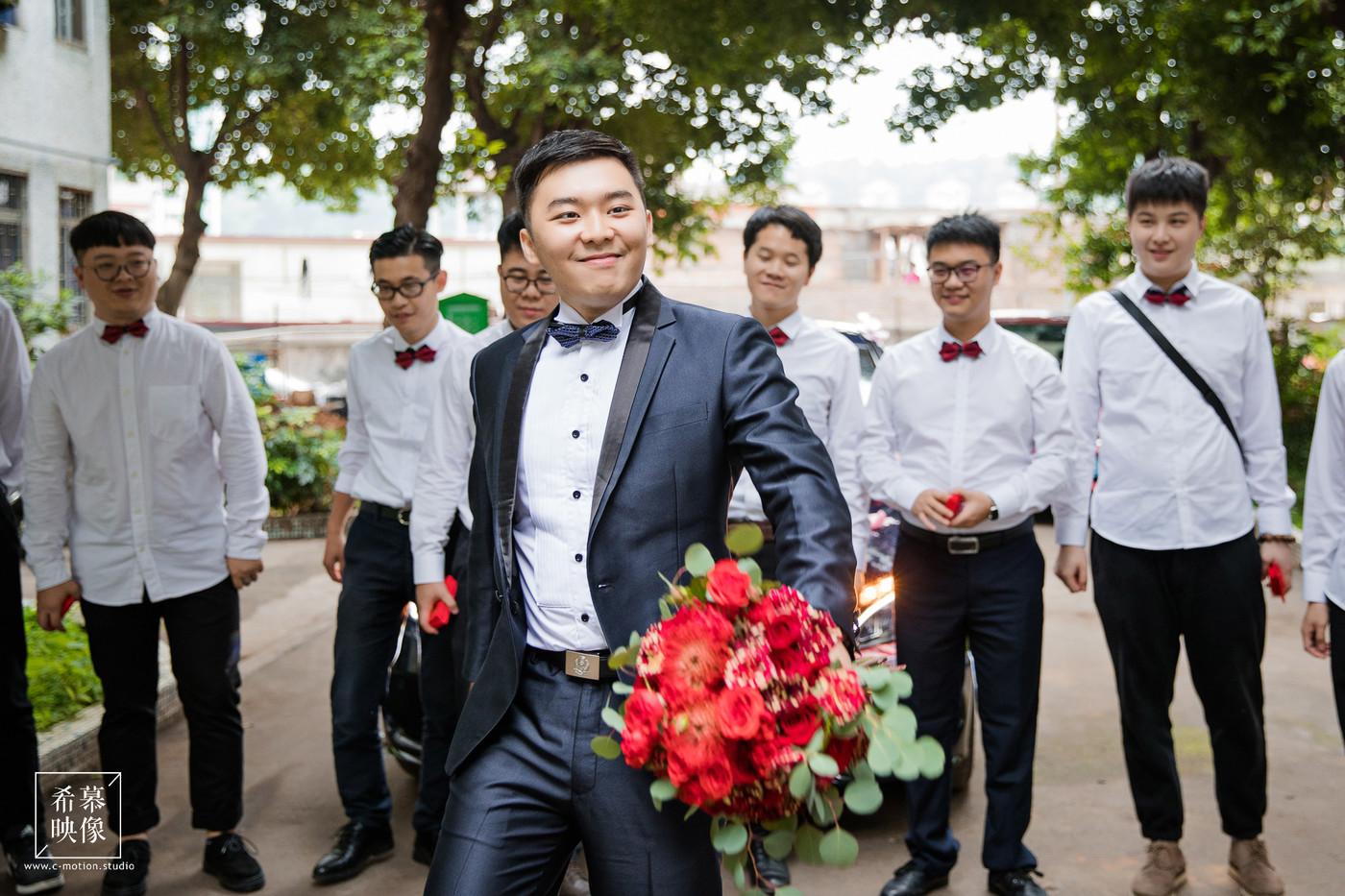 Cong&LiLi's Wedding17