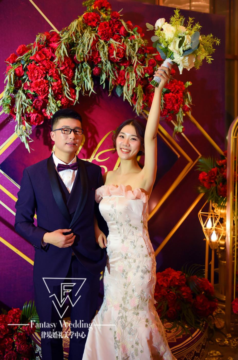 「律境婚礼」 胡萝卜& 方莱婚礼19