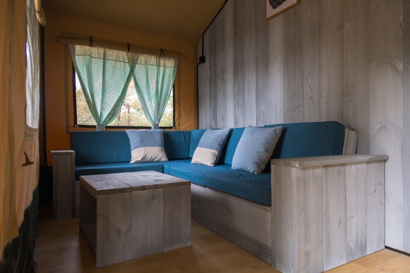 喜马拉雅野奢帐篷酒店—广州北迹露营平地帐篷酒店21