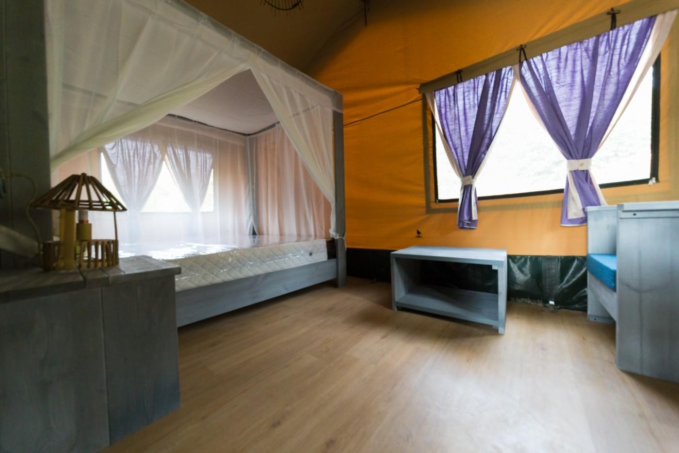 喜马拉雅野奢帐篷酒店—广州北迹露营平地帐篷酒店23