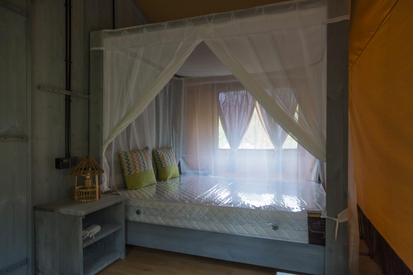 喜马拉雅野奢帐篷酒店—广州北迹露营平地帐篷酒店25