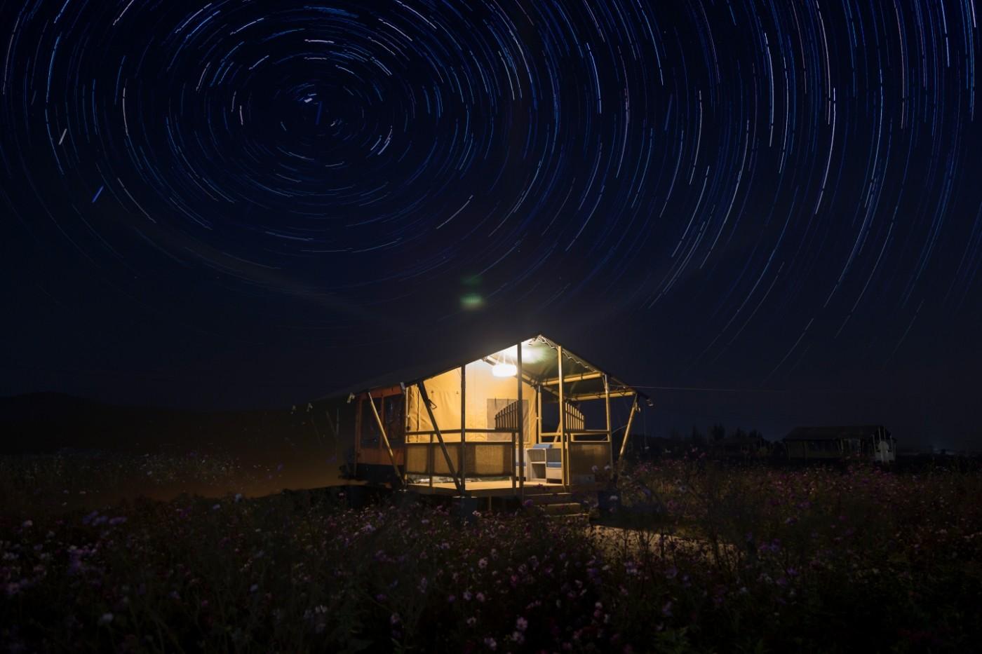 喜马拉雅野奢帐篷酒店—济南长清17