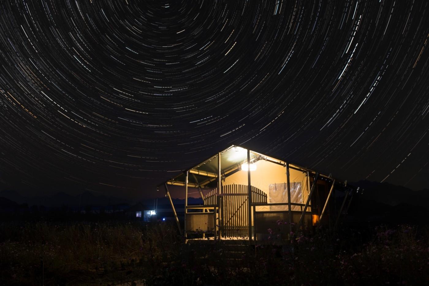 喜马拉雅野奢帐篷酒店—济南长清18