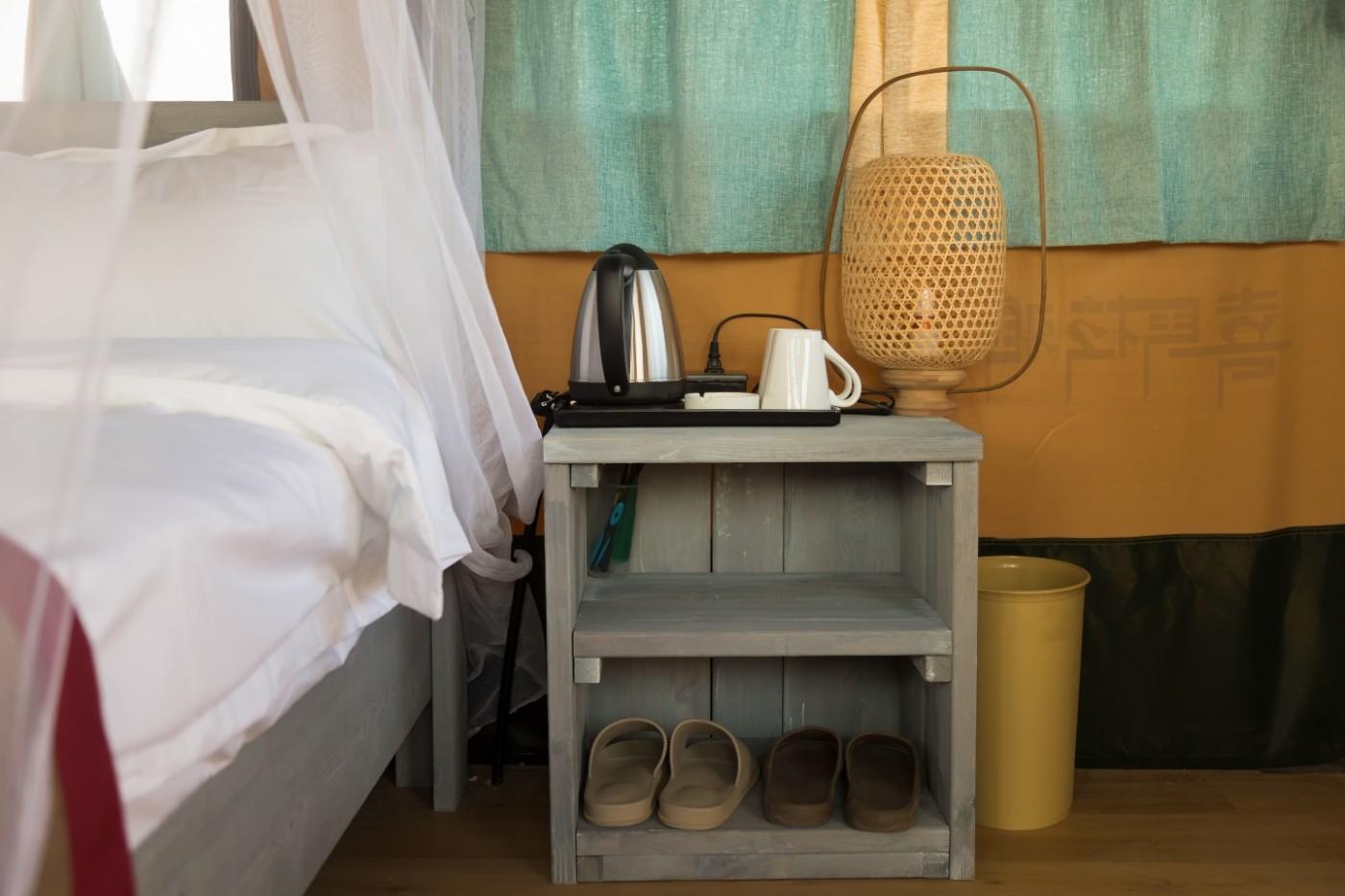 喜马拉雅野奢帐篷酒店—济南长清25
