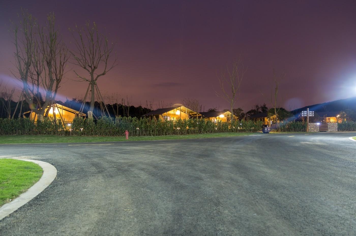 喜马拉雅野奢帐篷酒店—太湖湾露营谷1
