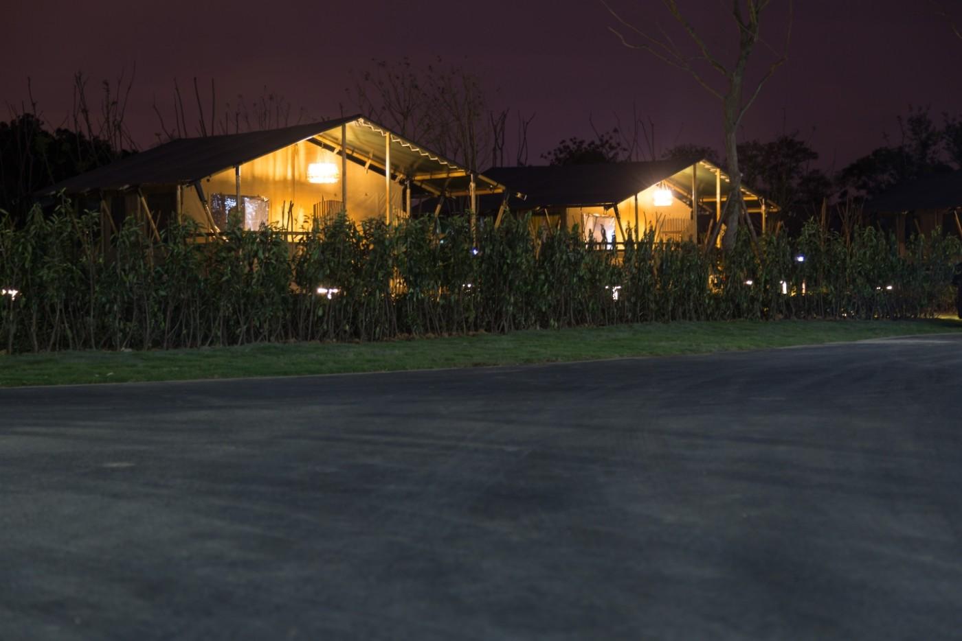 喜马拉雅野奢帐篷酒店—太湖湾露营谷15