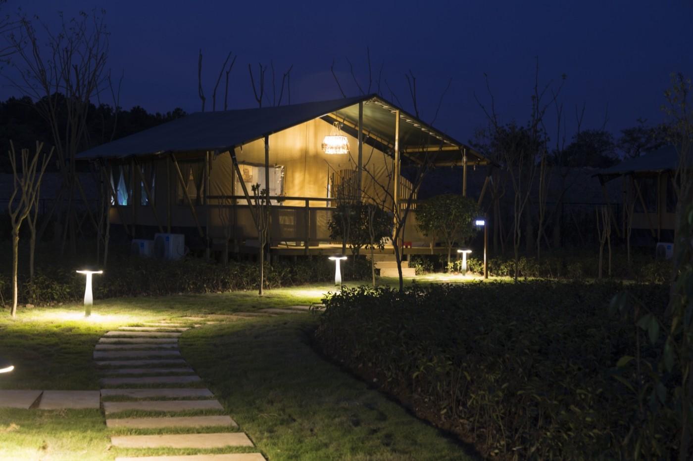 喜马拉雅野奢帐篷酒店—太湖湾露营谷16
