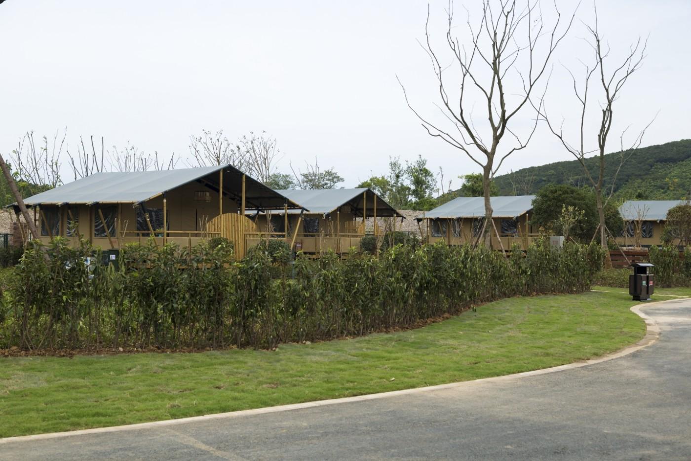 喜马拉雅野奢帐篷酒店—太湖湾露营谷3