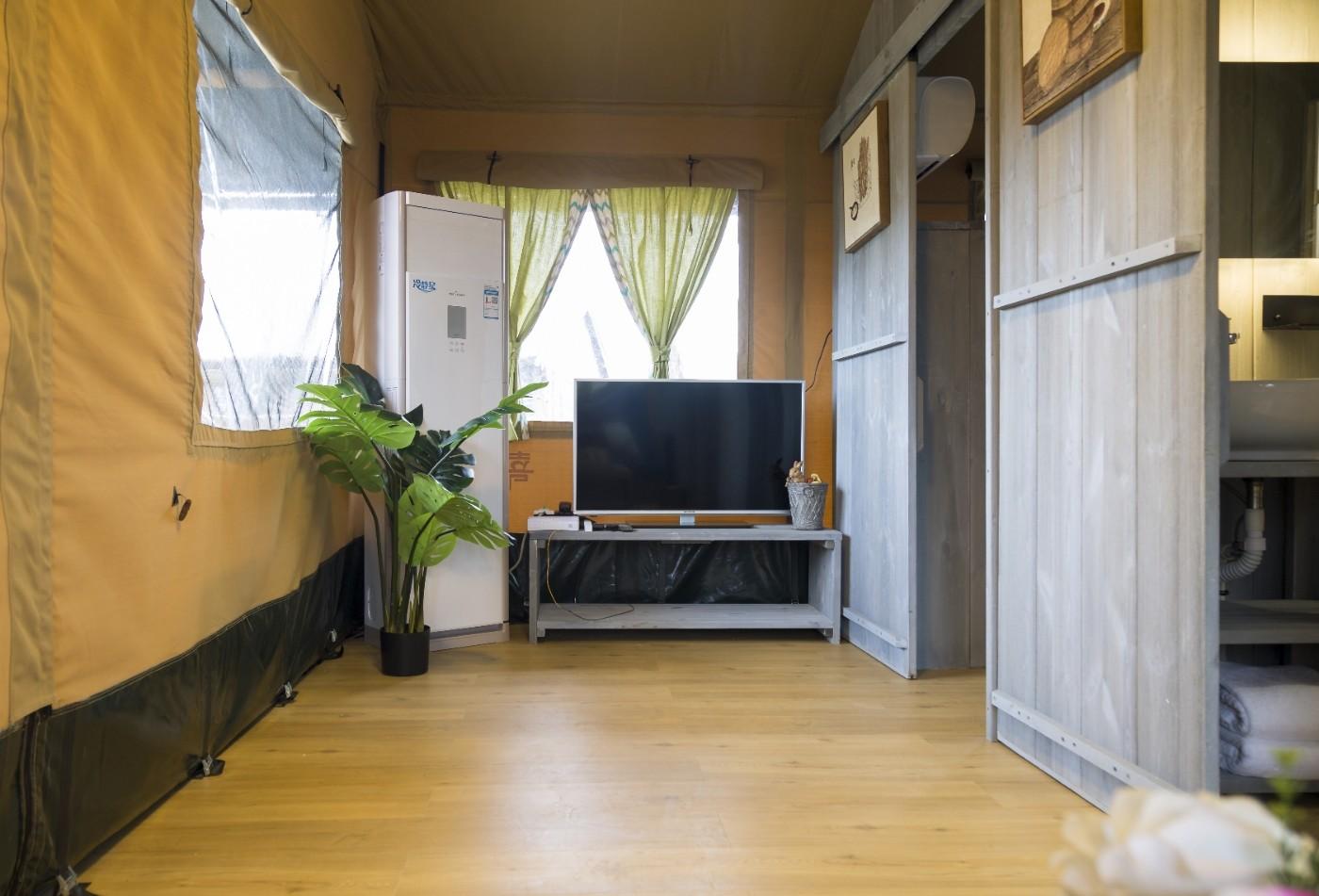 喜马拉雅野奢帐篷酒店—太湖湾露营谷5