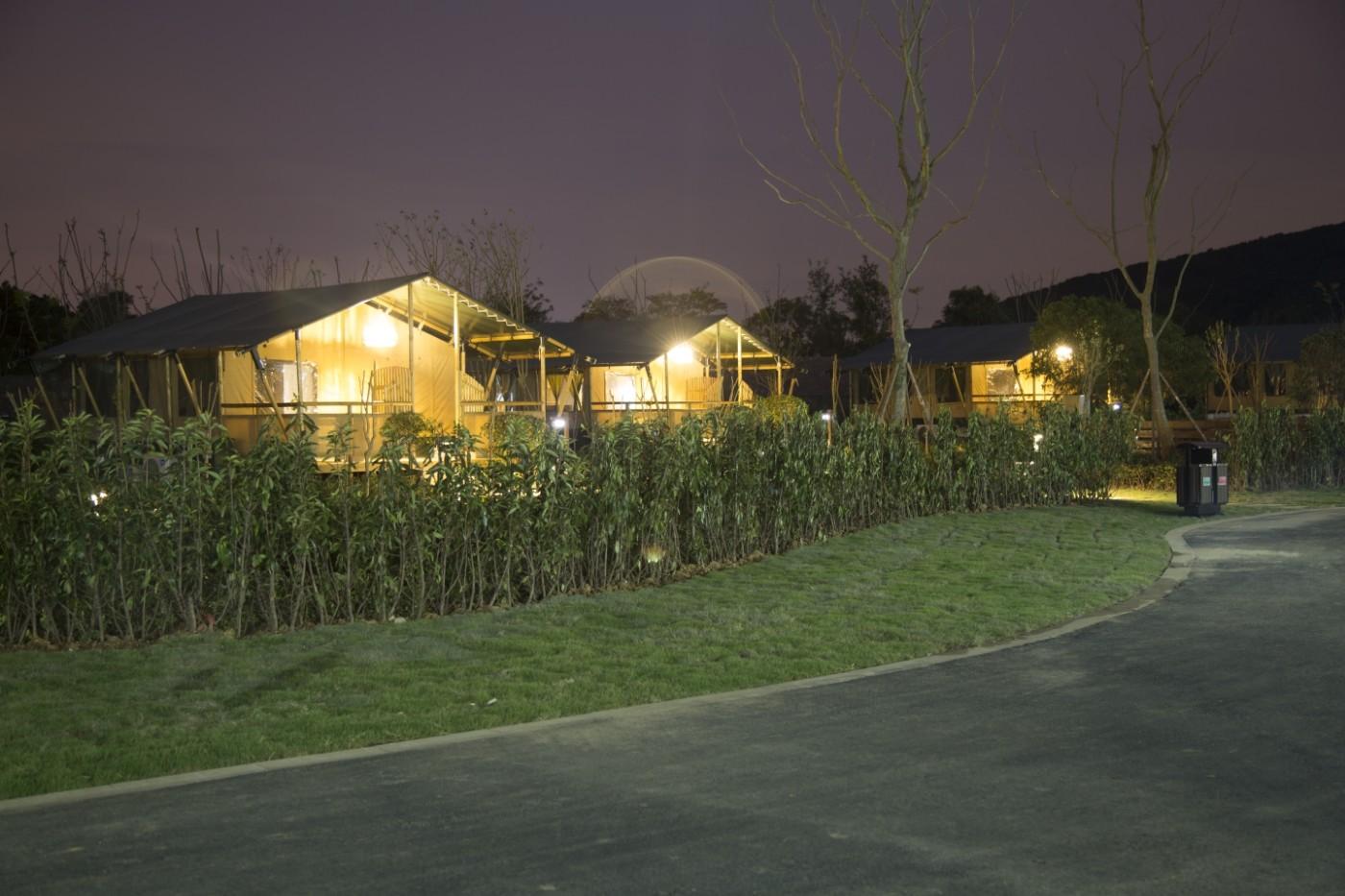 喜马拉雅野奢帐篷酒店—太湖湾露营谷14