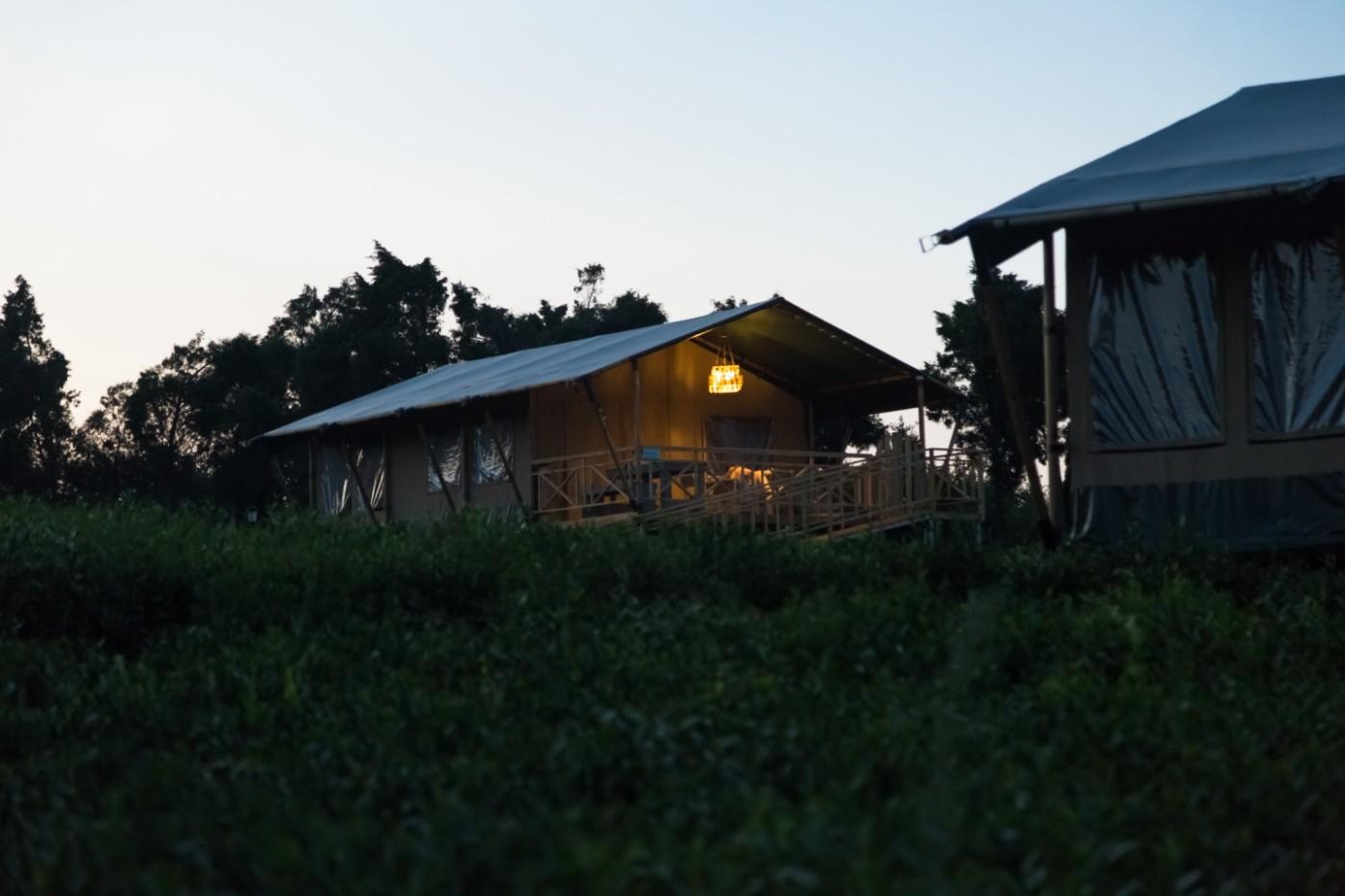 喜马拉雅野奢帐篷酒店—江苏常州茅山宝盛园茶园帐篷酒店25