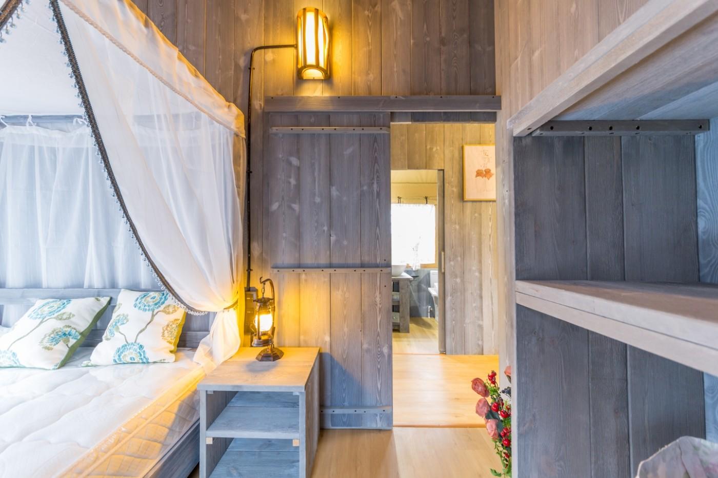 喜马拉雅野奢帐篷酒店—江苏常州茅山宝盛园2期茶田帐篷酒店32