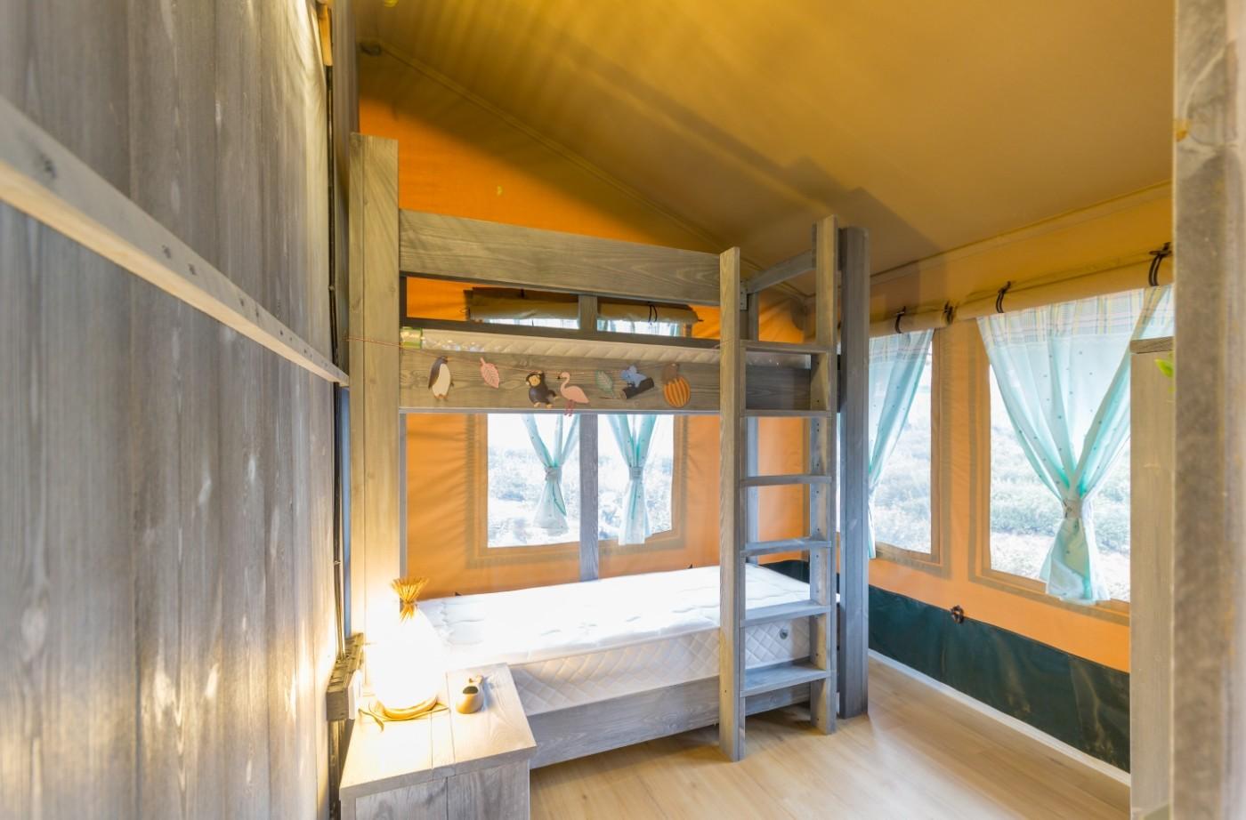 喜马拉雅野奢帐篷酒店—江苏常州茅山宝盛园2期茶田帐篷酒店34