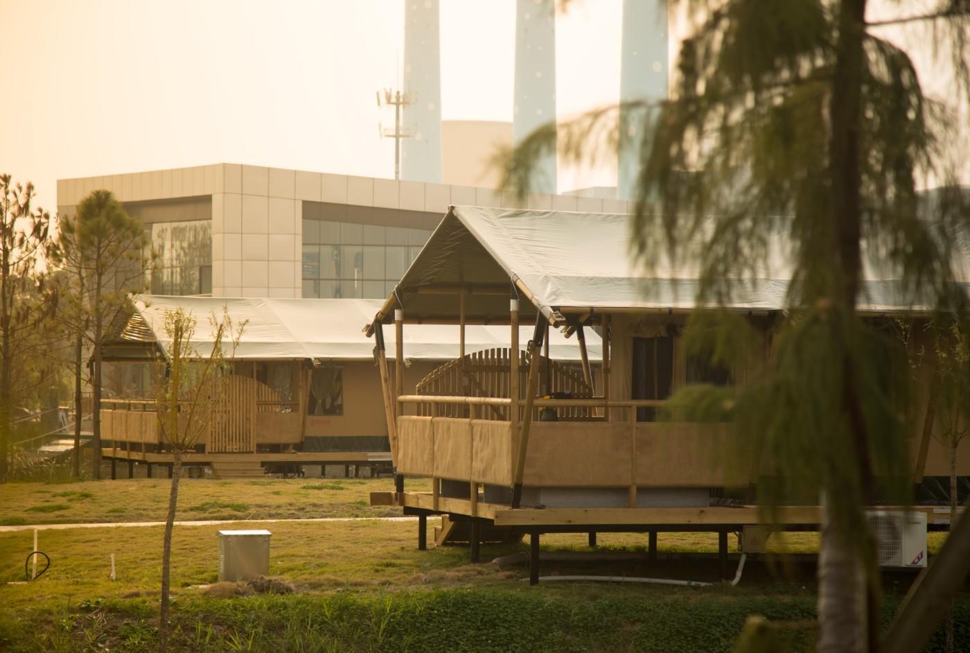 喜马拉雅野奢帐篷酒店—浙江留香之家露营地(54平)4