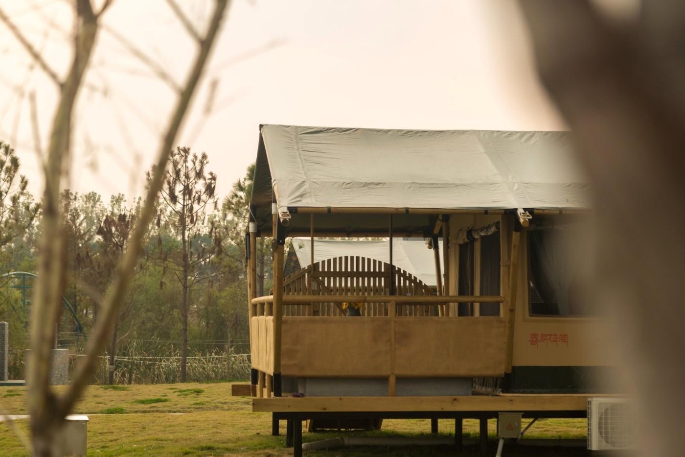 喜马拉雅野奢帐篷酒店—浙江留香之家露营地(54平)9