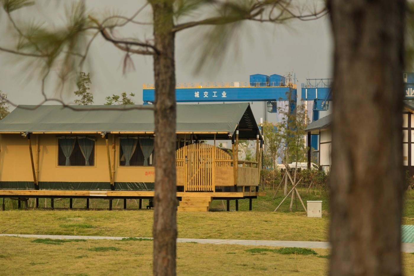 喜马拉雅野奢帐篷酒店—浙江留香之家露营地(54平)10