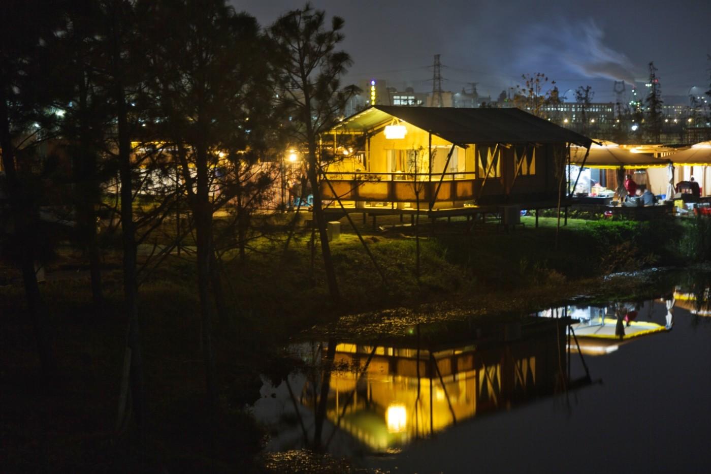 喜马拉雅野奢帐篷酒店—浙江留香之家露营地(54平)19