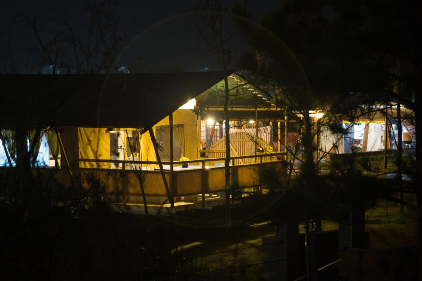 喜马拉雅野奢帐篷酒店—浙江留香之家露营地(54平)20