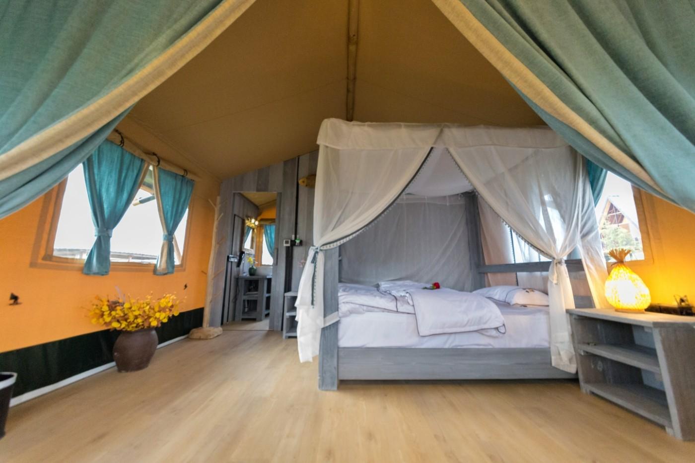 喜马拉雅野奢帐篷酒店—浙江留香之家露营地(54平)24