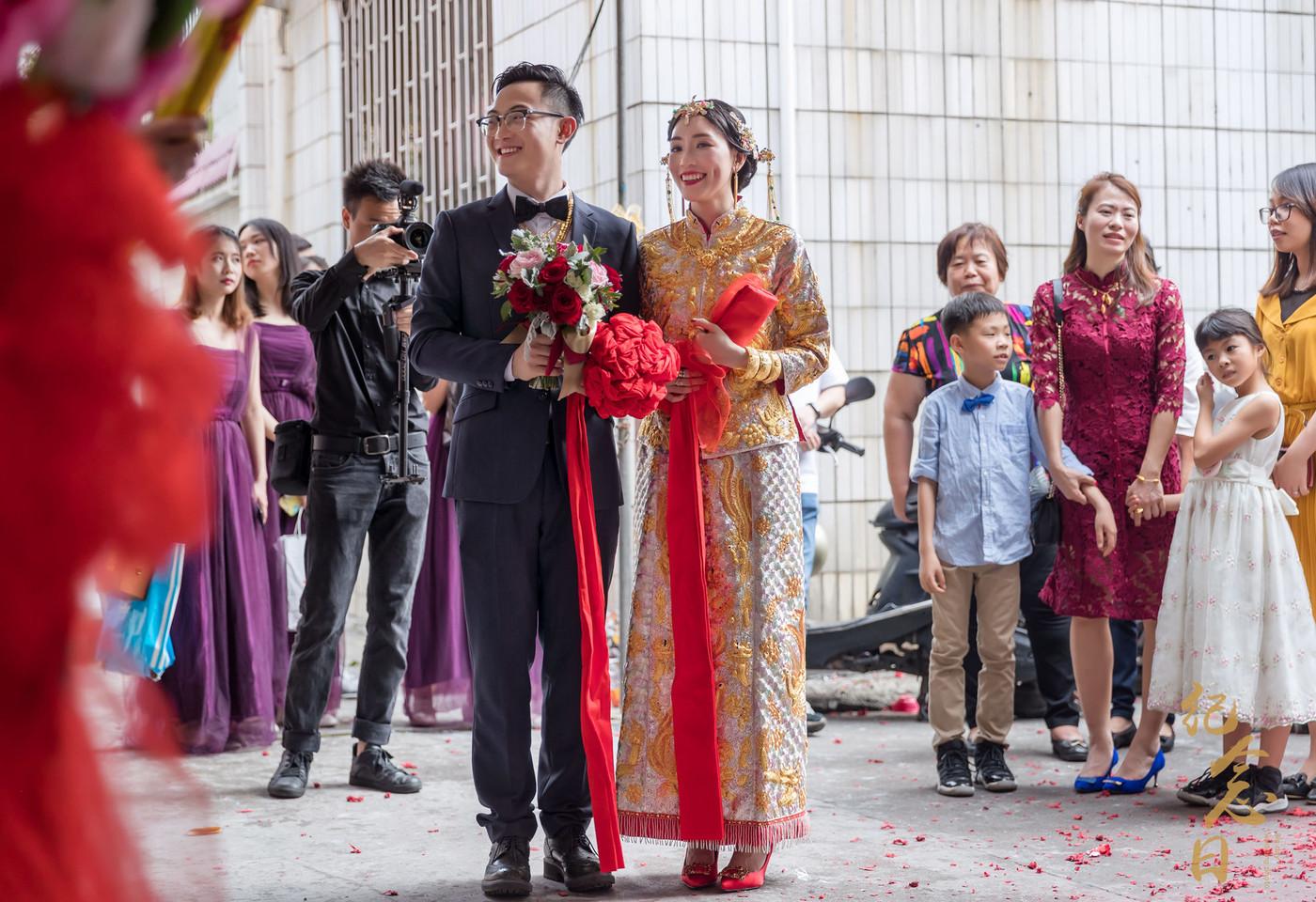 婚礼跟拍 | 小榄婚礼28
