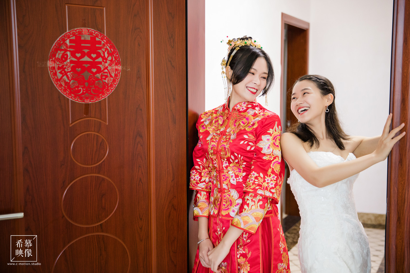 FX&YF's Wedding day5