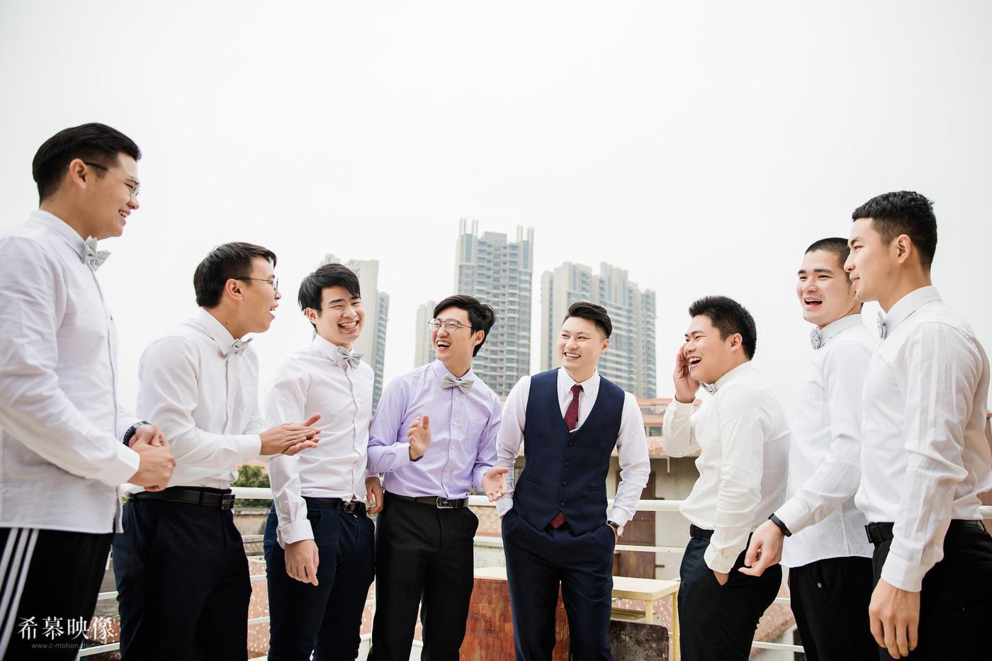 ZH&WX's Wedding Day14