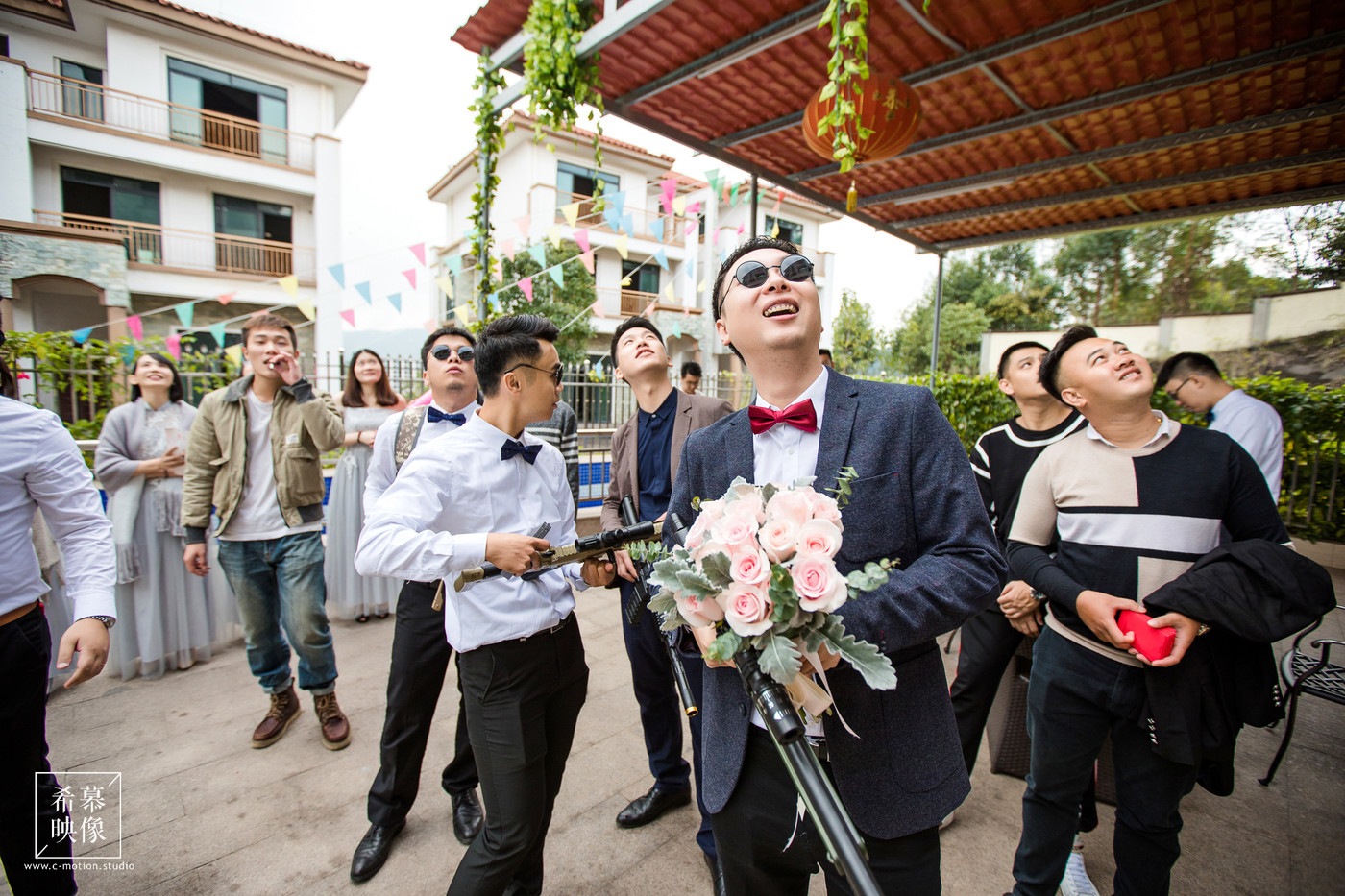 FX&YF's Wedding day12