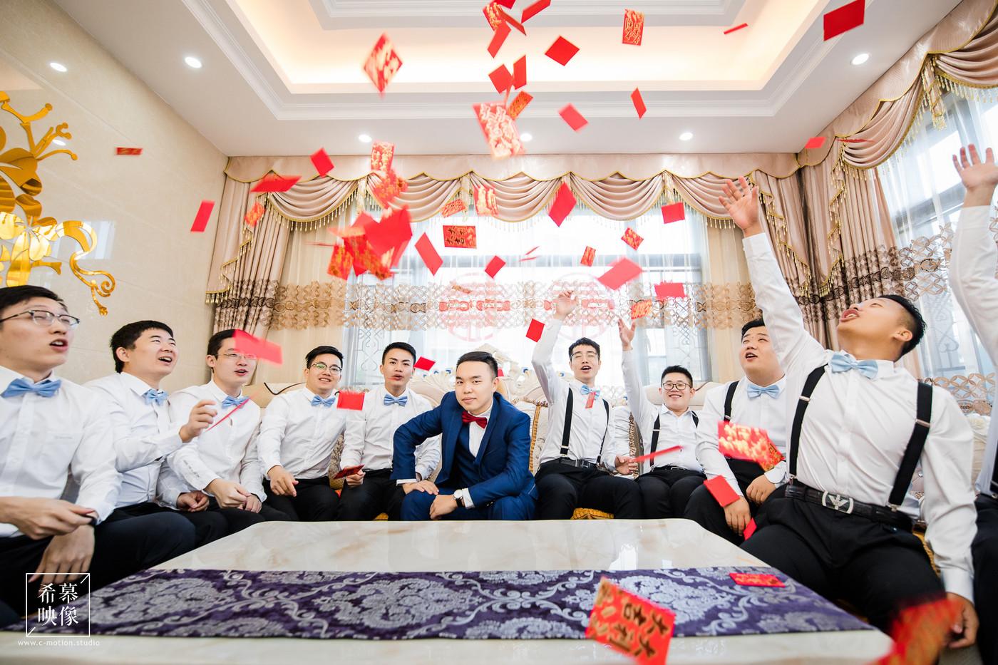 HY&Leo's Wedding day17