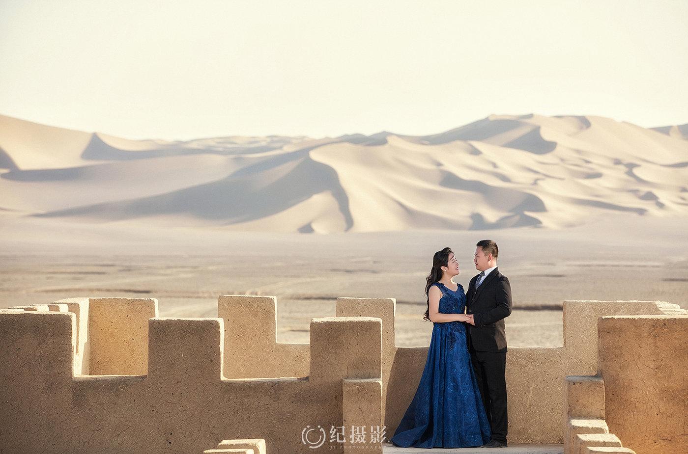 <客片#新疆丨Mr.海&Mrs兰. >1