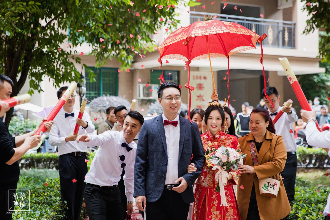 FX&YF's Wedding day25