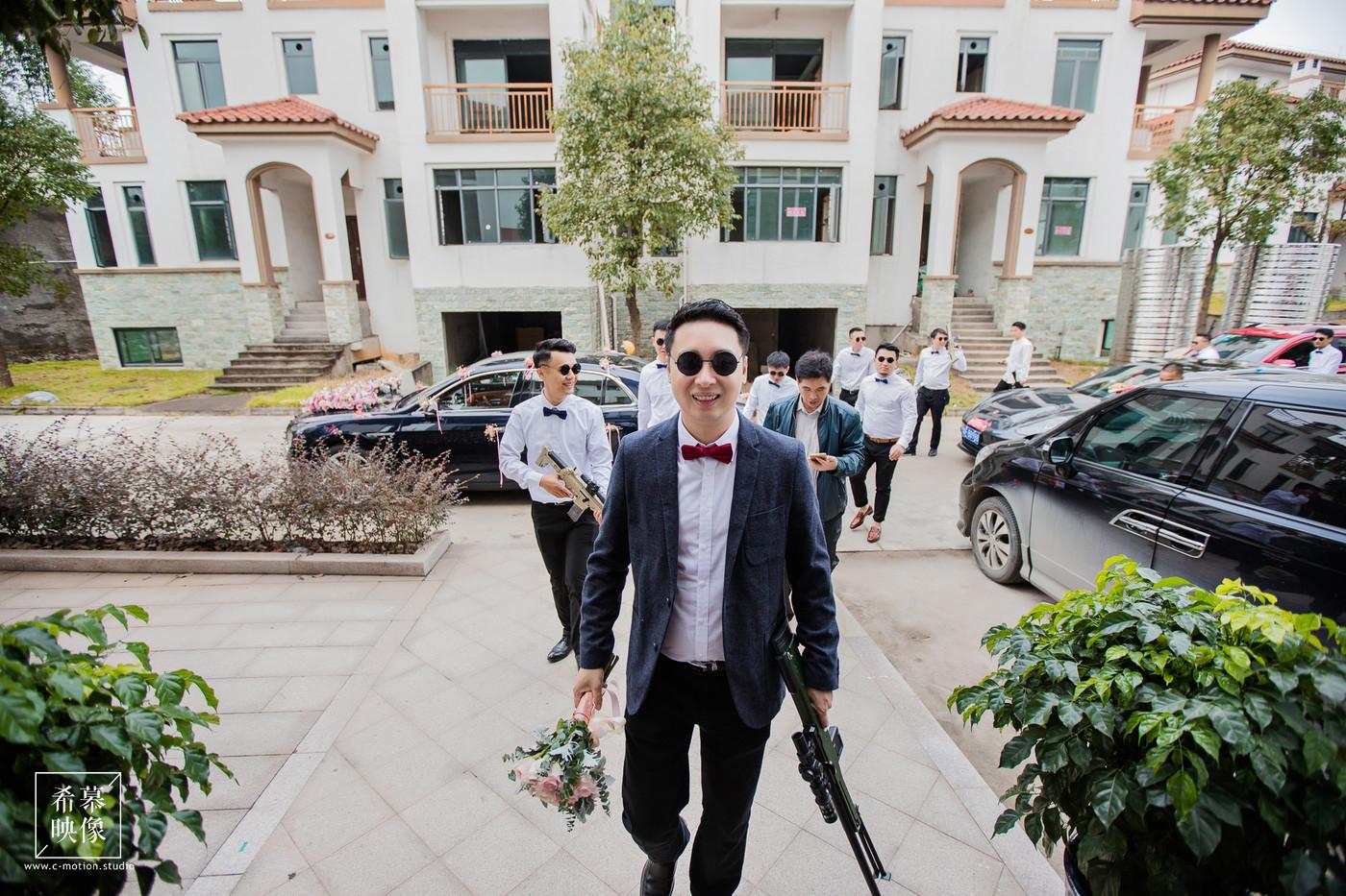 FX&YF's Wedding day9