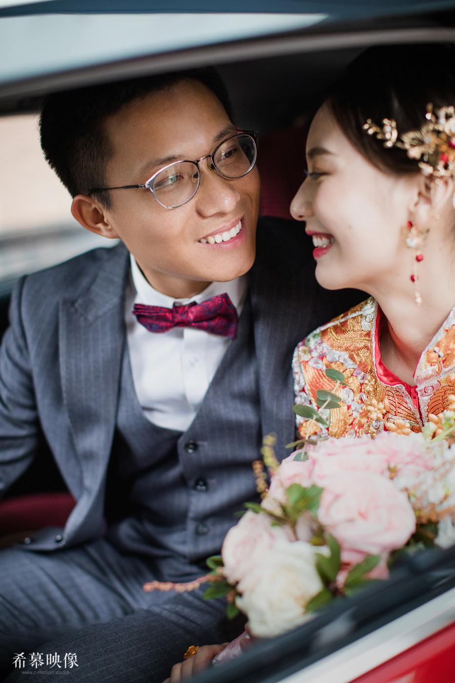 SY&YY's Wedding day22