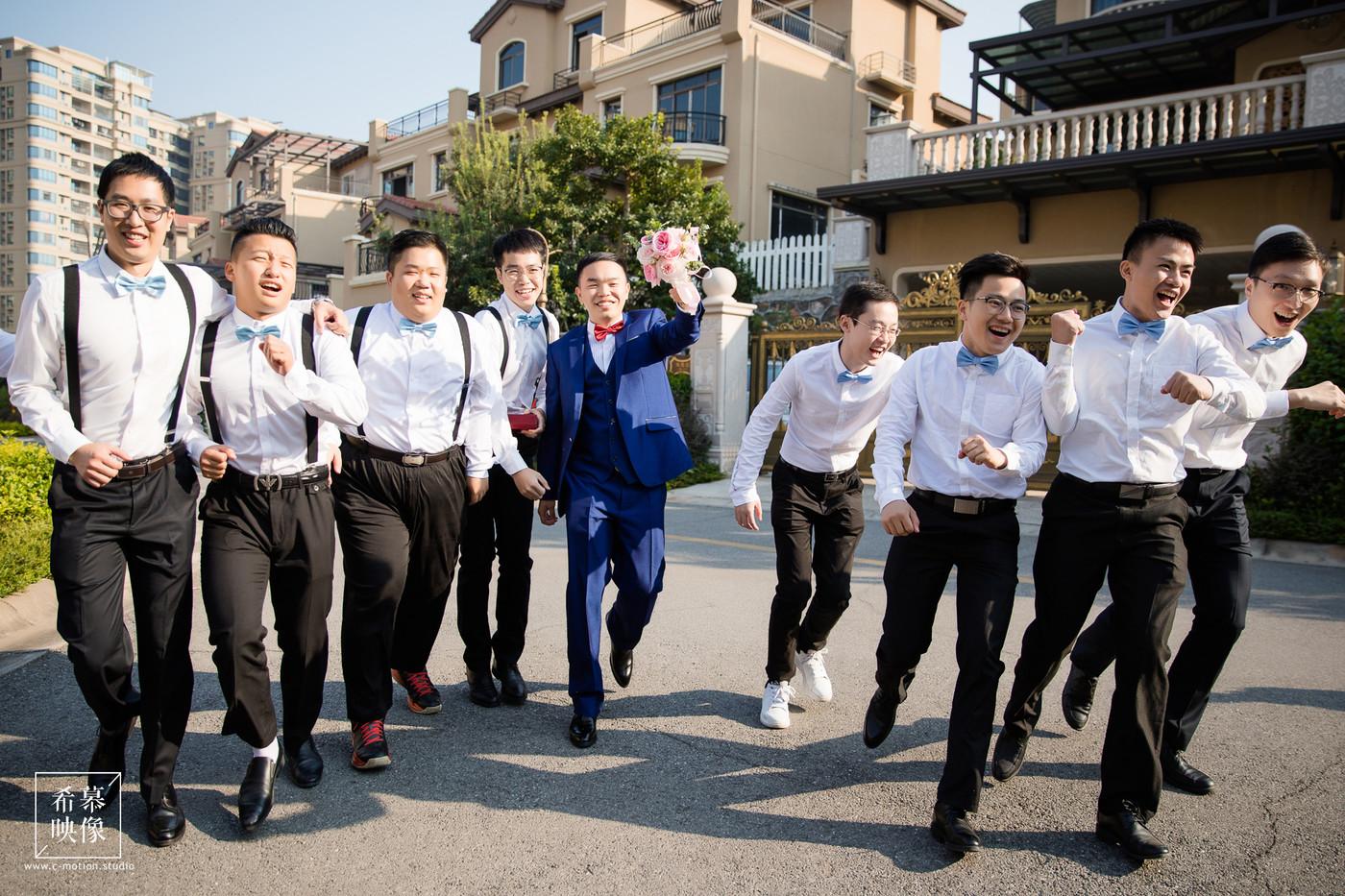 HY&Leo's Wedding day21