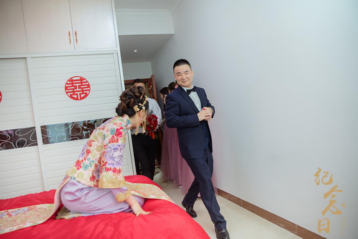 婚礼跟拍 金荣&燕妮29