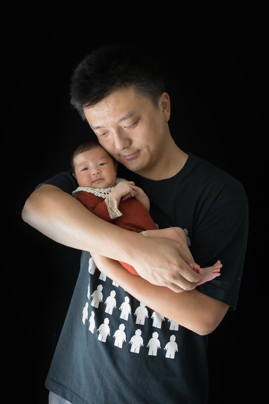 #不睡宝宝的表情秀#小美妞14