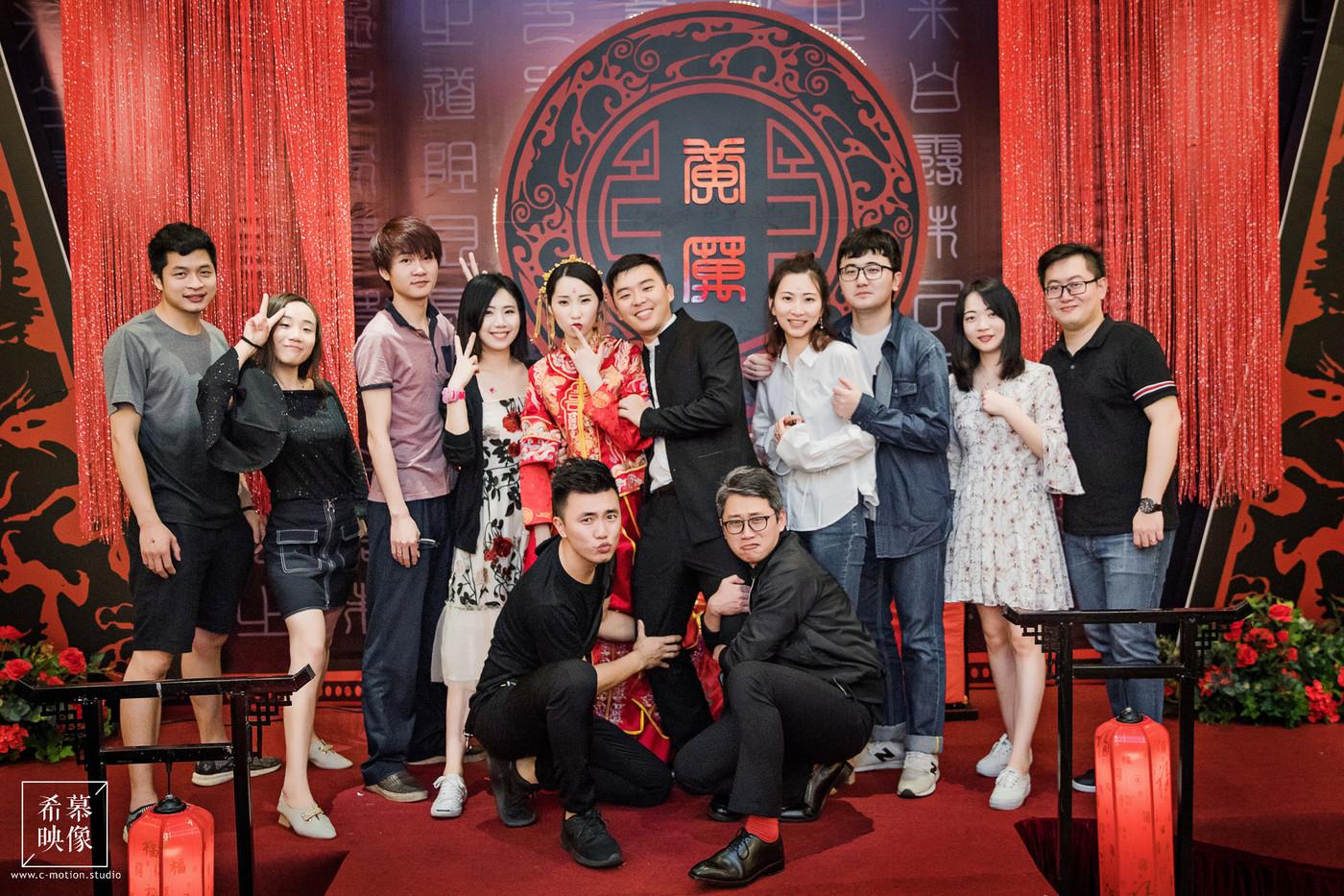 Cong&LiLi's Wedding94